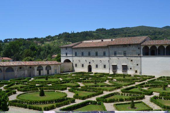 Città di Castello, Palazzo Vitelli alla Cannoniera