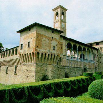 San Giustino, Castello Bufalini