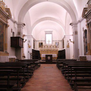 Citerna, Chiesa di San Francesco
