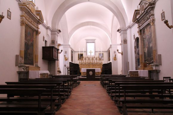 Citerna, San Francesco Church