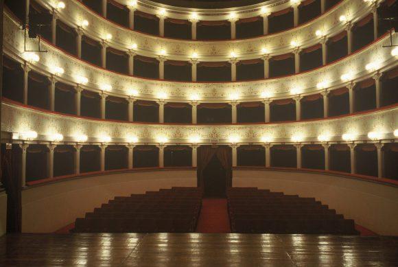 Città di Castello, Teatro Comunale degli Illuminati