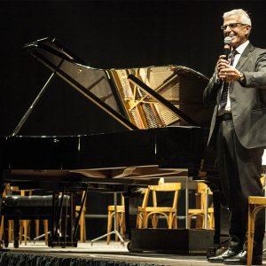 26 maggio 2018: Giuliano Giubilei riceve il premio «Una vita da maestro»