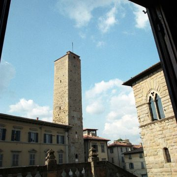 Città di Castello, Piazza Gabriotti