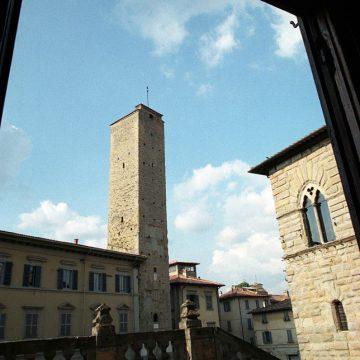 Città di Castello, Venanzio Gabriotti Square