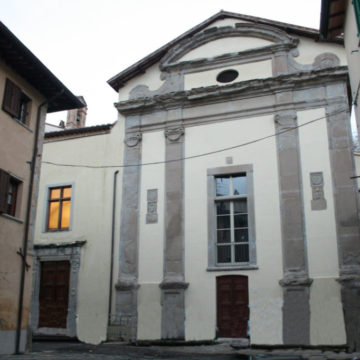 Sansepolcro, Misericordia theatre